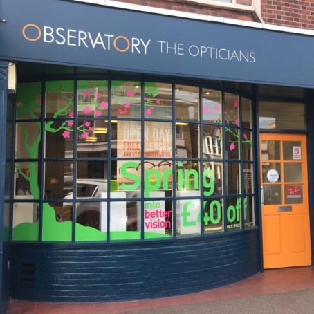 Observatory The Opticians