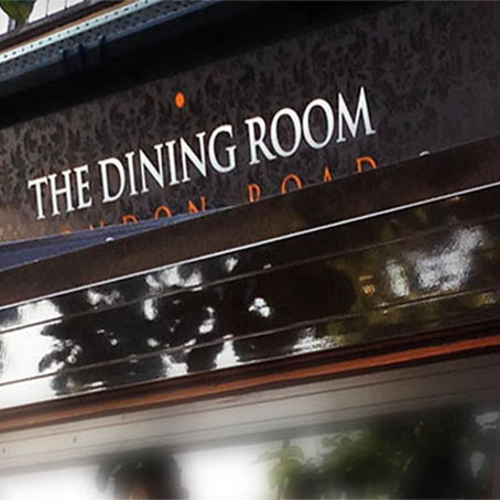 The Dining Room | Leigh-on-Sea