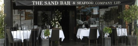 The Sand Bar & Seafood Co