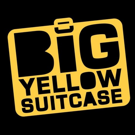 Big Yellow Suitcase at The Estuary!