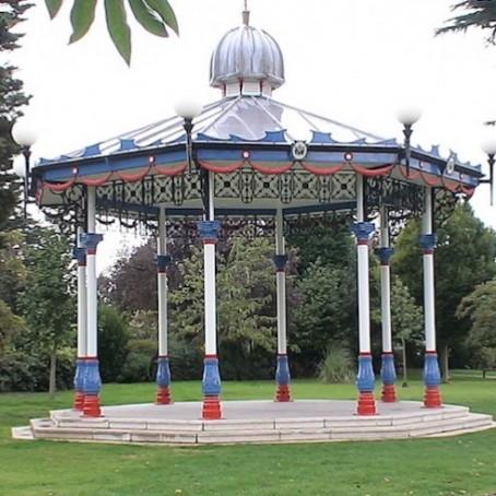 Music In The Park - DG Quartet & Sharon Scott