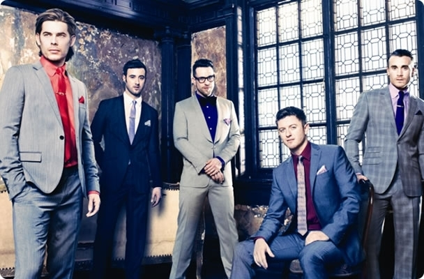 The Overtones - Painting The Town
