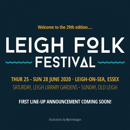 Leigh Folk Festival 2020