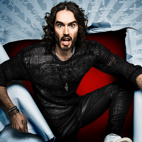 Russell Brand : Re-Birth