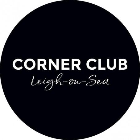 DJ Ian Emery playing funky tunes at The Corner Club