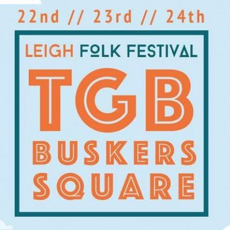 TGB presents Buskers Square