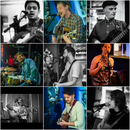 Open Mic at The Royal Hotel.....