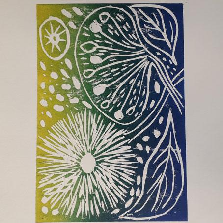 Lino Printing (4 Week Course)