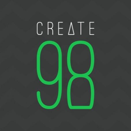 This Week at Create98 (13-17th April)