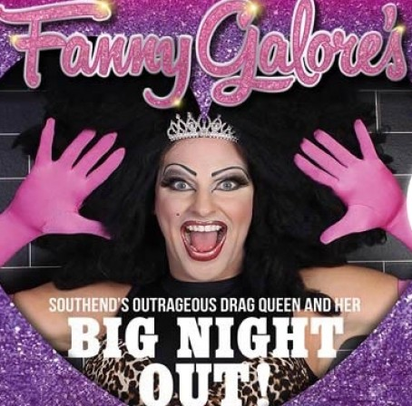 Fanny Galore's Big Night Out!!