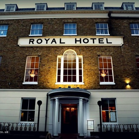 The Official Comedy Club at The Royal Hotel!