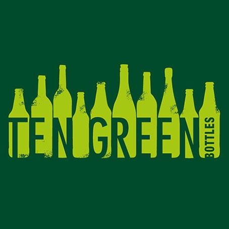 Ten Green Bottles - Open Mic Night!
