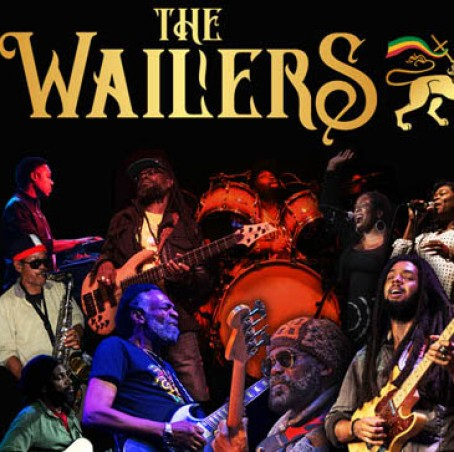 The Wailers at The Cliffs Pavilion