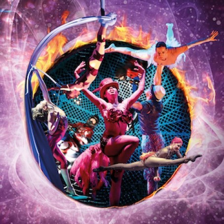 Cirque Berserk - The Cliffs Pavilion