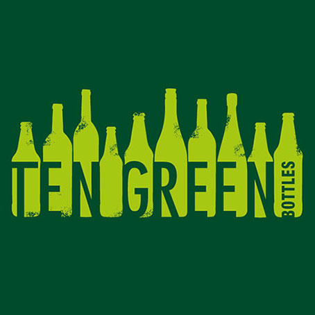 Ten Green Bottles - Open Mic Night!